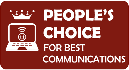 People's Choice for Best Communications